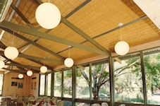 Acoustic Strawboard Ceilings